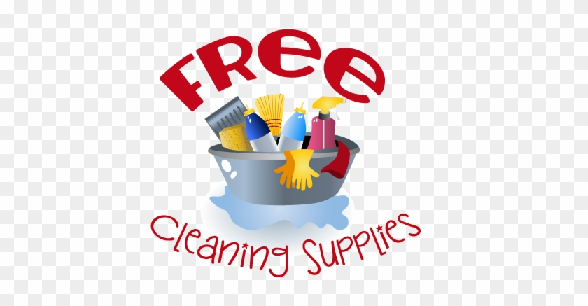 Pictures - Cleaning Supplies Clip Art Free #218698