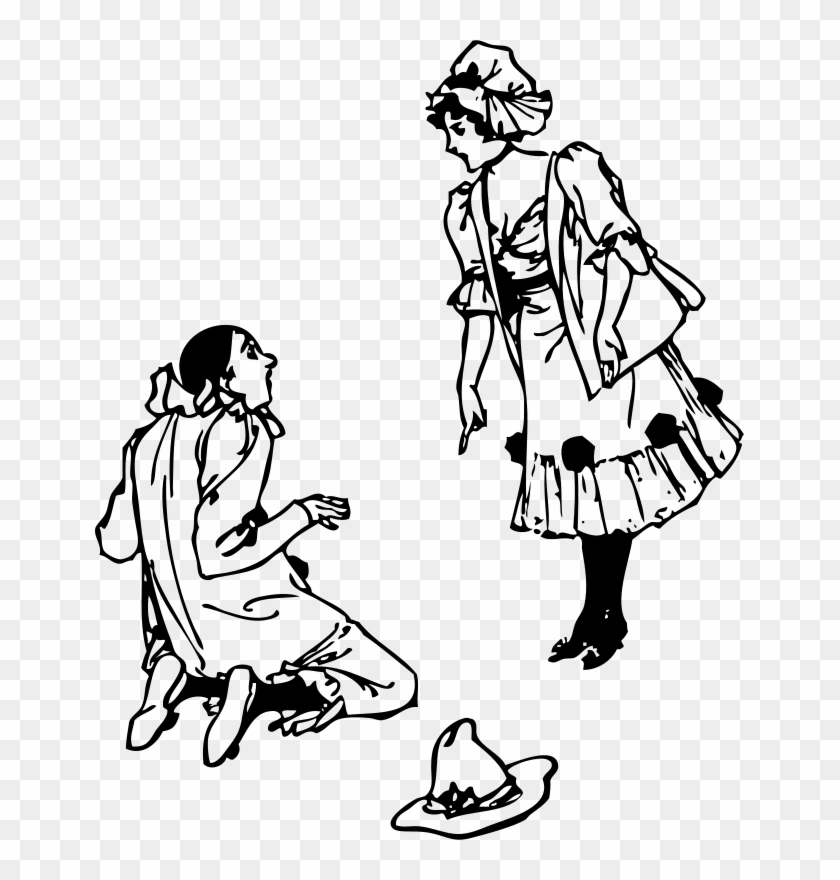 Free Maid And Clown