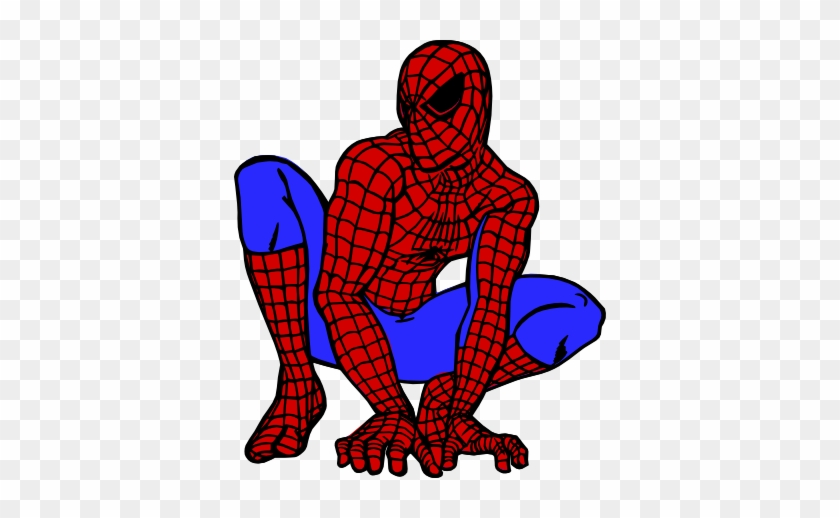 Spider-man Svg - Boy Happy Birthday Coloring Pages #1388956