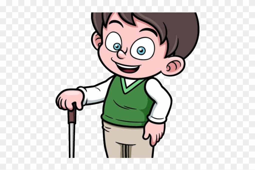 Golf Clipart Male Golfer Golfer Cartoon Free Transparent Png Clipart Images Download