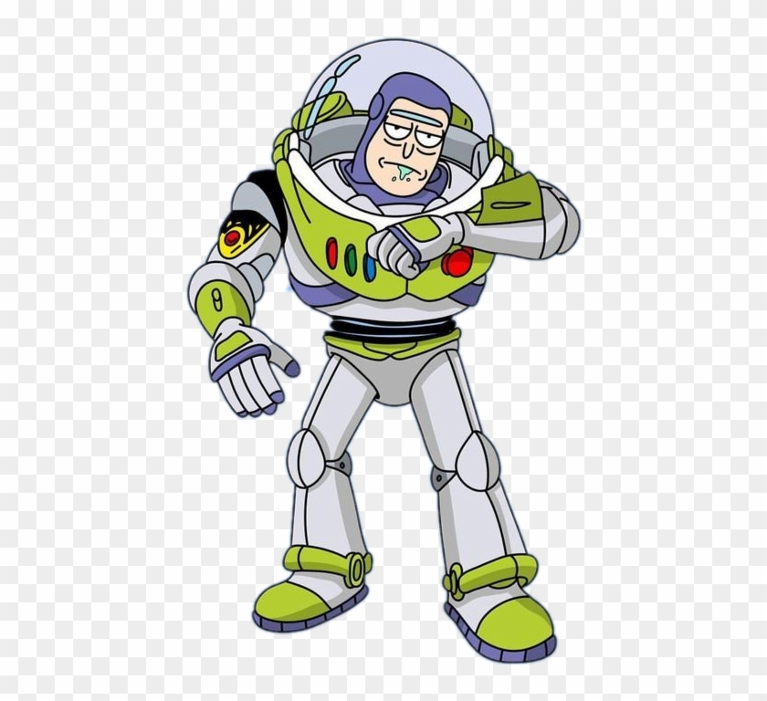 Toy Story Buzz Clipart #1389198