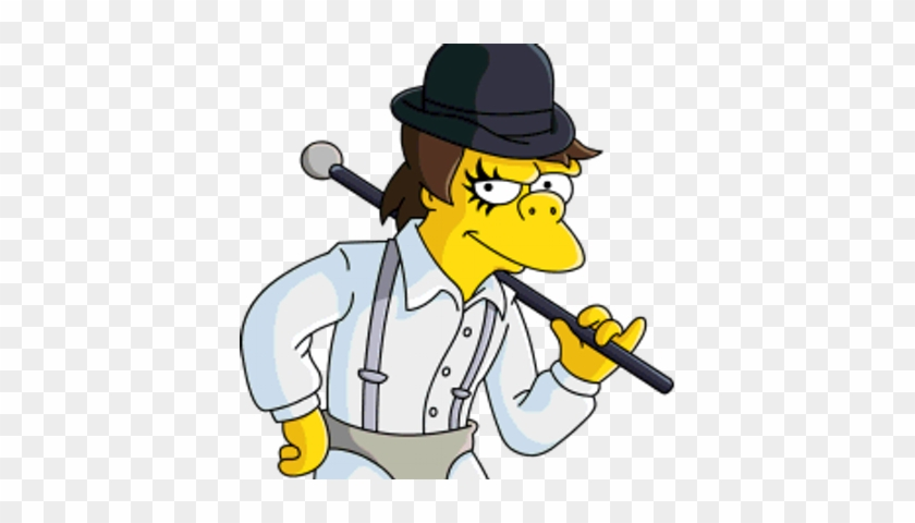 Ben E - Caulfield - Simpsons Tapped Out Moe #1389416