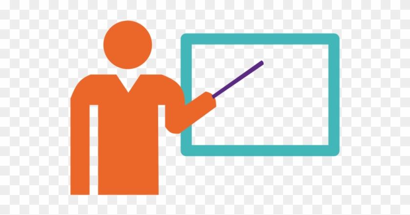 Teacher Education Children's Nursing With Health Foundation - Teaching Icon Teacher #1390324