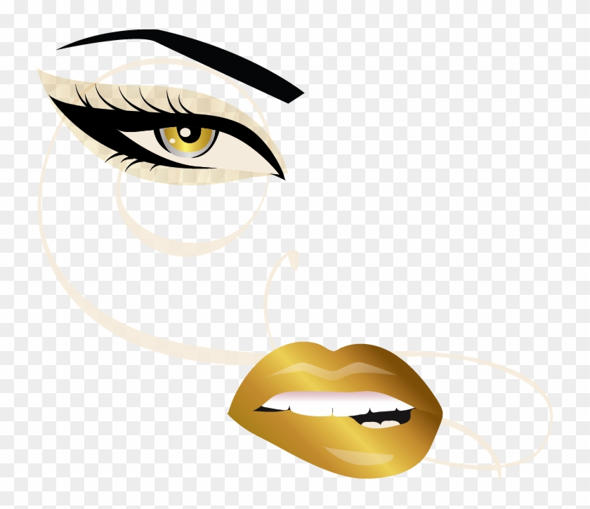Create Your Own Sexy Face Free With - Make Up Png Logo