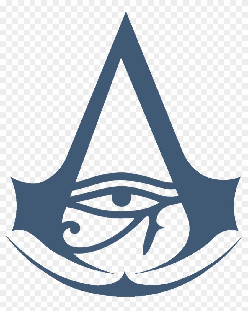 assassins creed logo tattoo
