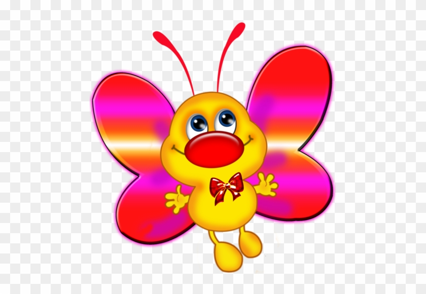 Butterfly Clip Art, Butterfly Party, Paint Shop, Pencil - Gifs Fofos De Bichinhos #1391652