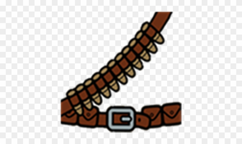 Vector Bullet Belt Svg Library Library Roblox Ammo Belt T Shirt Free Transparent Png Clipart Images Download