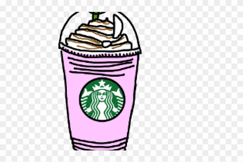 Starbucks Clipart Milkshake - Super Sale - Starbucks - Silver Glass ...