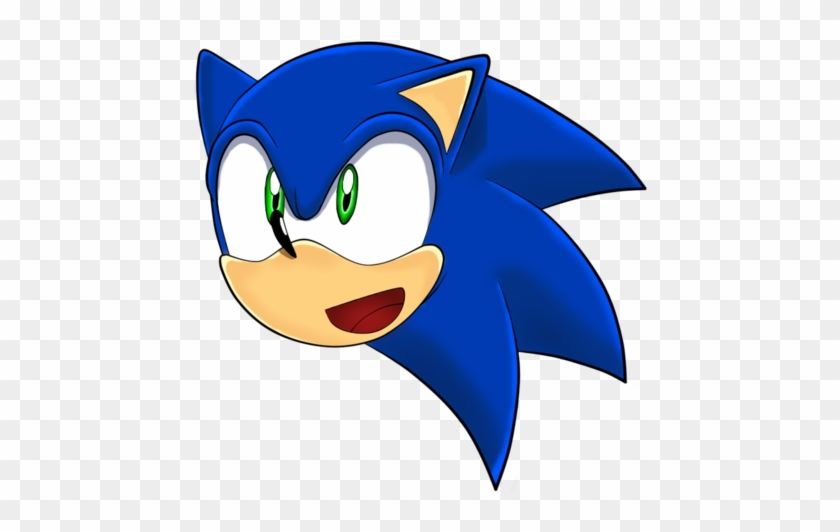 Sonic Face Png Clip Art Download Sonic The Hedgehog Face Png Free Transparent Png Clipart Images Download