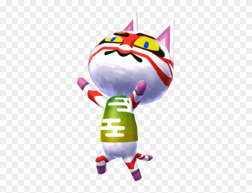 Kabuki Animal Crossing New Leaf Kabuki Free Transparent Png