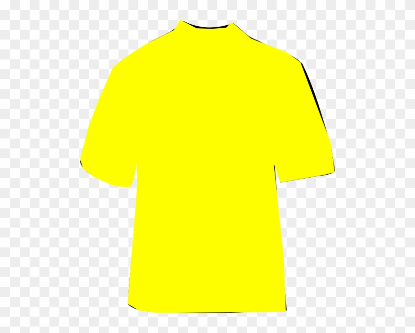 Cross Country Clip Art Plain Yellow T Shirt Back Free Transparent Png Clipart Images Download
