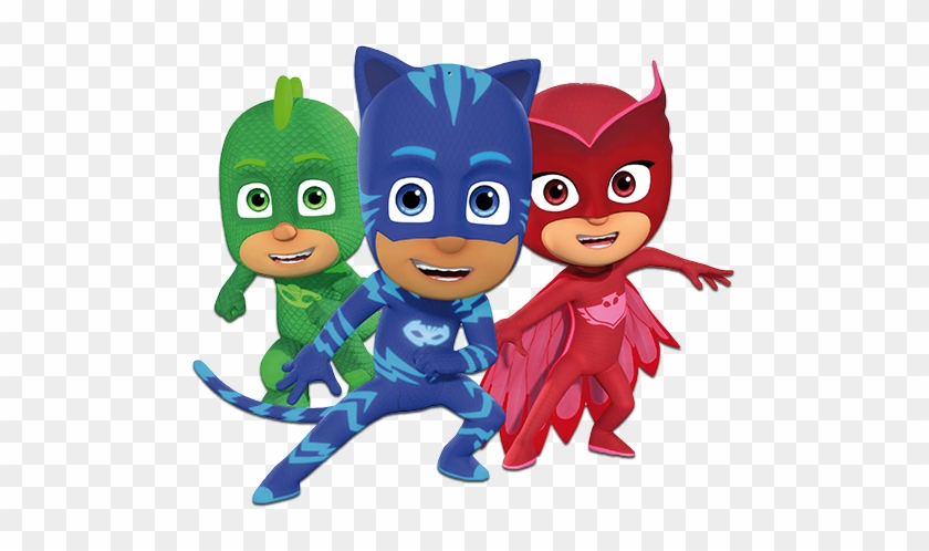 Pj Masks Character Fanart Pj Masks Fan Art Free Transparent Png Clipart Images Download