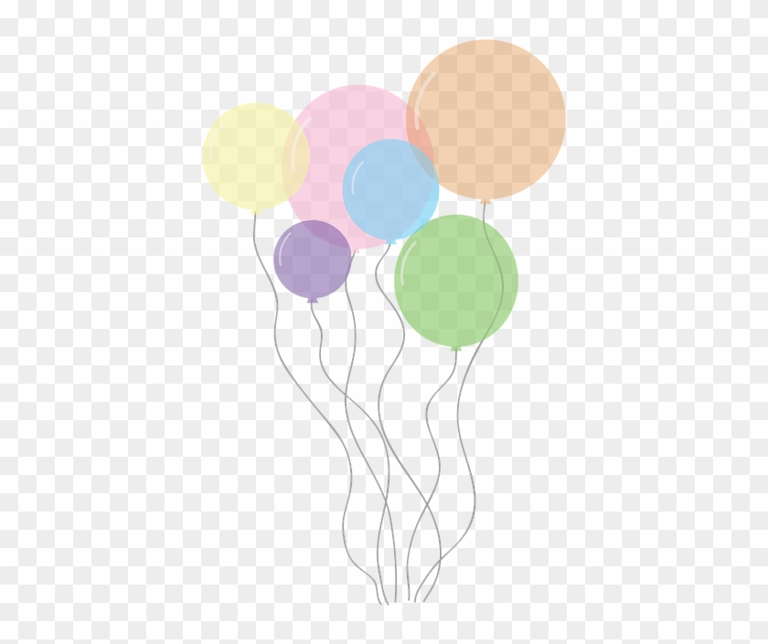 Welcome To Our New Membership Team - Pastel Color Balloons Png #1398124