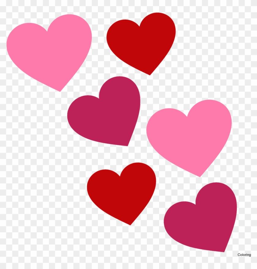 Contemporary Clip Art Hearts Preschool In Fancy Heart - Hearts Clipart #1398526