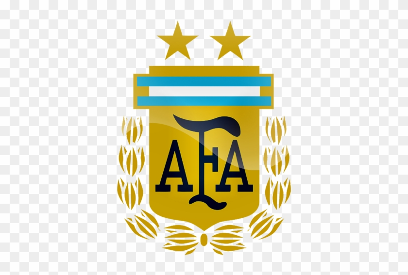 Argentina Soccer Logo Png Jpg Library Library - Kit Argentina 2018 Dream League Soccer #1398806