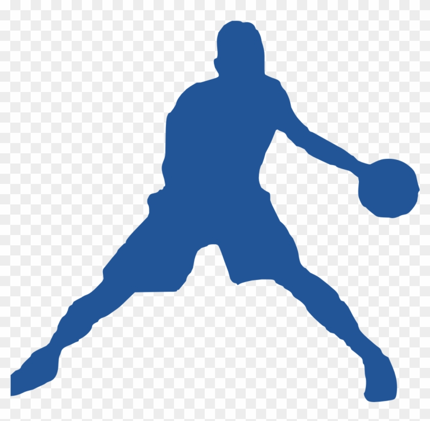 Sdp Blog Nothing But Net Basketball Clip Art Free Download - Basketball Player Clipart Png #1400709