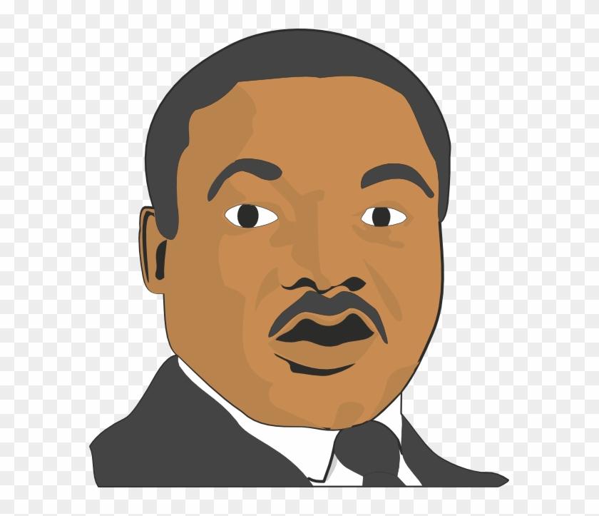 Martin Luther King Jr Cartoon Version #1400987