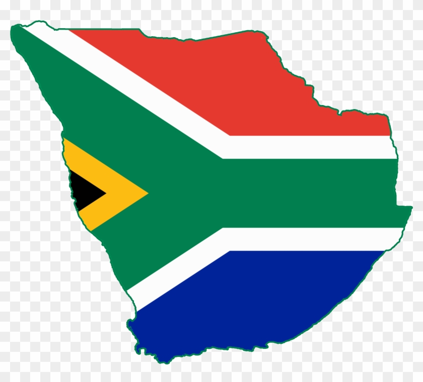Flag Map Of Africa.Map Flag Clipart House South Africa Flag Map Free Transparent