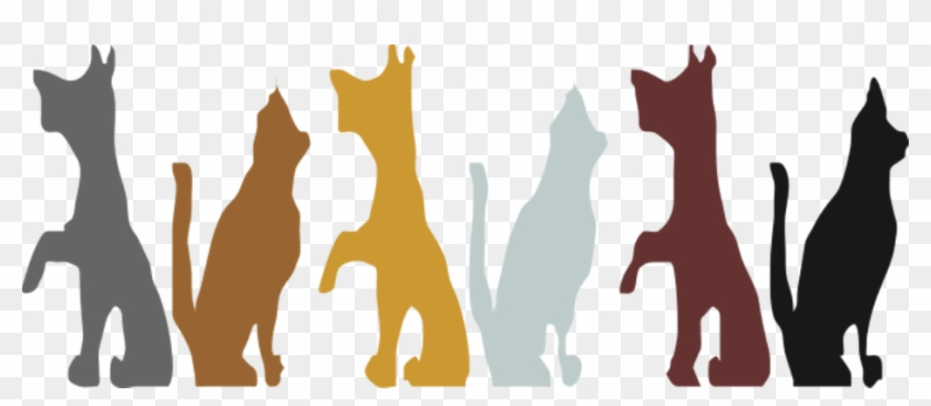 The Faith Formation Pet Fair Ministry Team Is Sponsoring - Cats And Dogs Clip Art #1403831