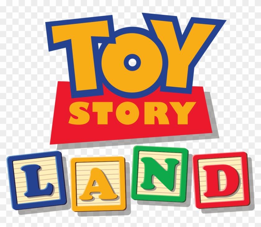 Toy Story Land Logo #1404673