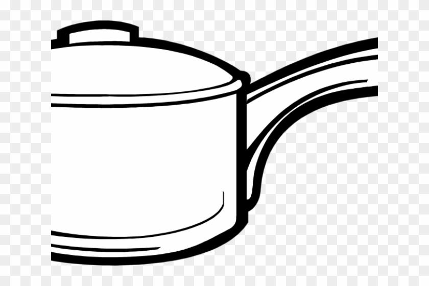 Soup Clipart Soup Kettle - Cooking Pots Clip Art #1404860