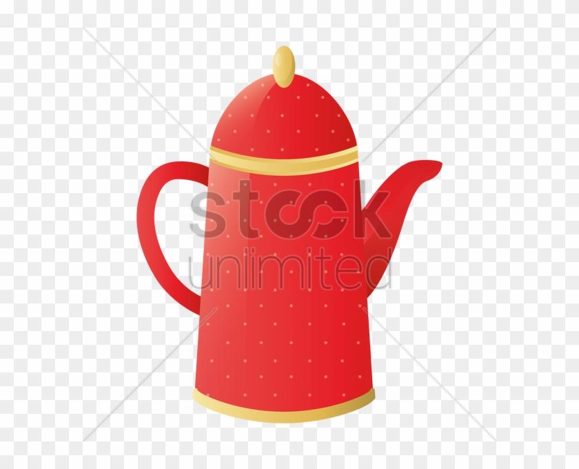 Teapot Clipart Coffee Cup Kettle Mug - Tea #1404911