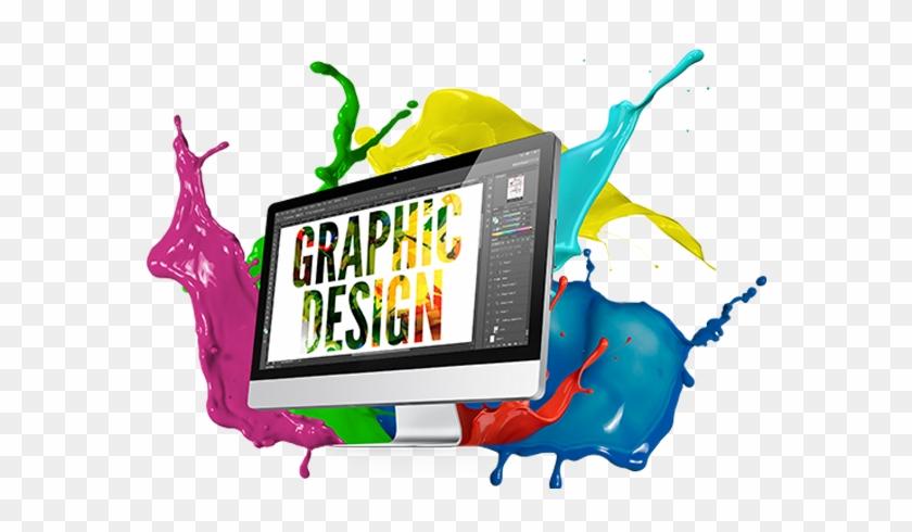 Graphic Design Company - Computer Graphics Design Logo #1405254