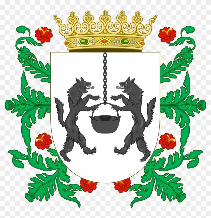 Escudo De La Casa De Loyola - Shield Of Arms New Vizcaya #1407832