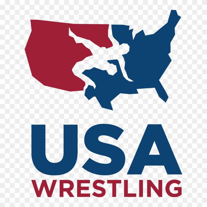 Wrestling Vector Images Usa Wrestling Logo Free Transparent Png Clipart Images Download