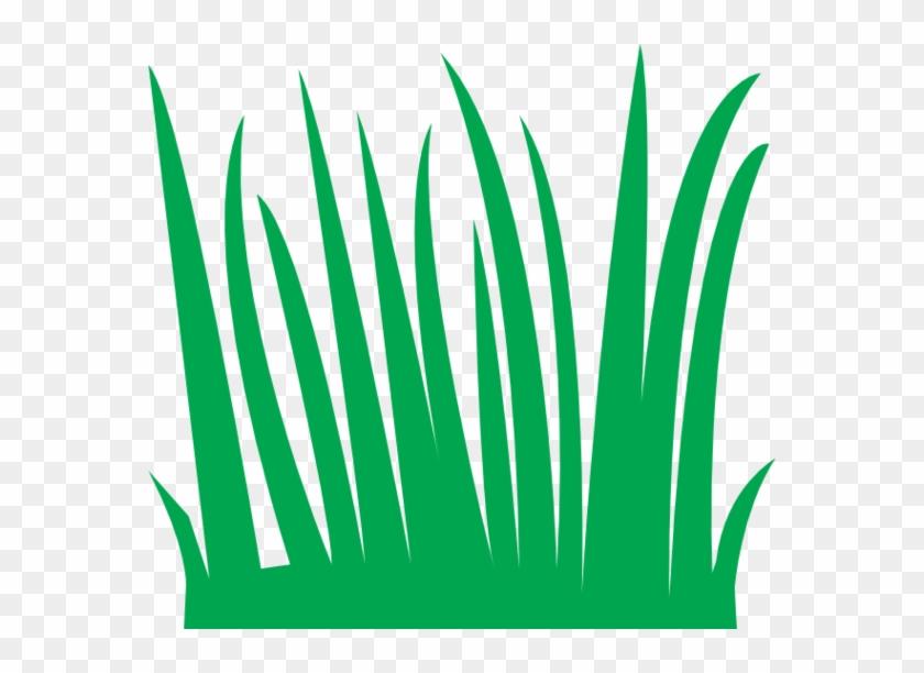 Traceable Grass Clipart Lawn Clip Art - Cartoon Blades Of Grass #1409281