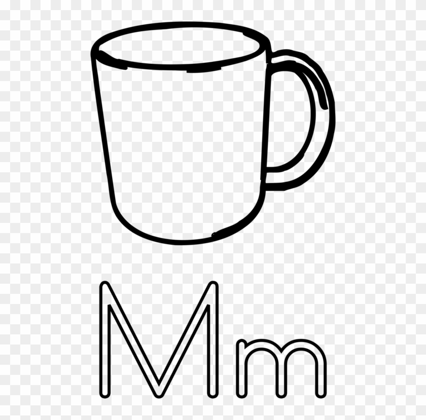All Photo Png Clipart - Clip Art Black And White Mug #1410159