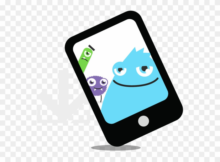 Download The App Now - Png Children Technology Clipart #219084