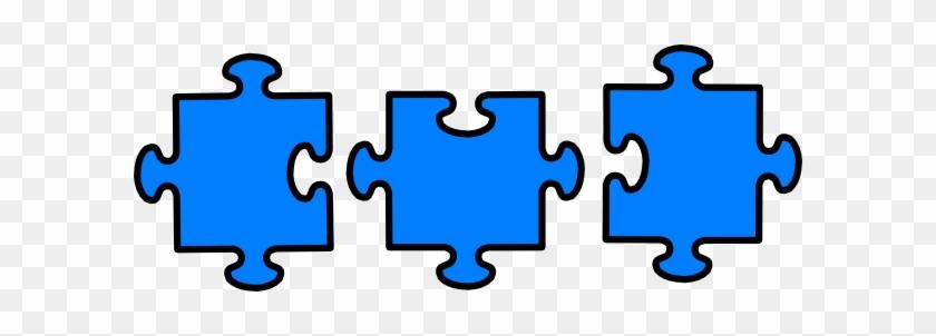 Jigsaw Puzzle For Team Bridge Clip Art - Jigsaw Piece #219093