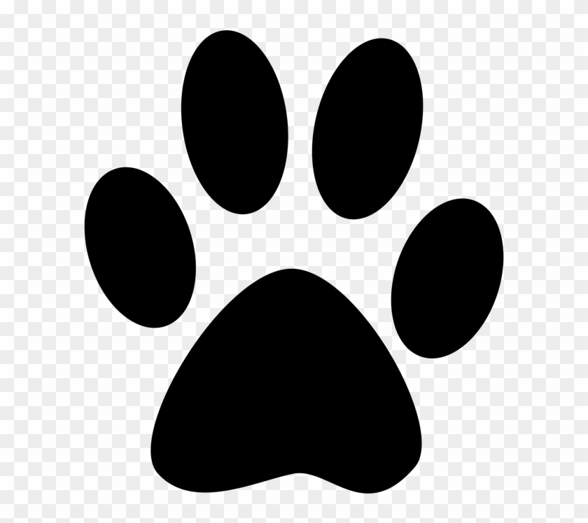 Free Paw Print Cat Paw Png Free Transparent Png Clipart Images