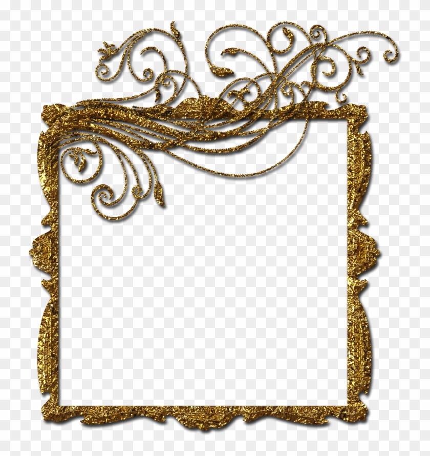 Gold Frame Png - Royal Photo Frame Png #219287