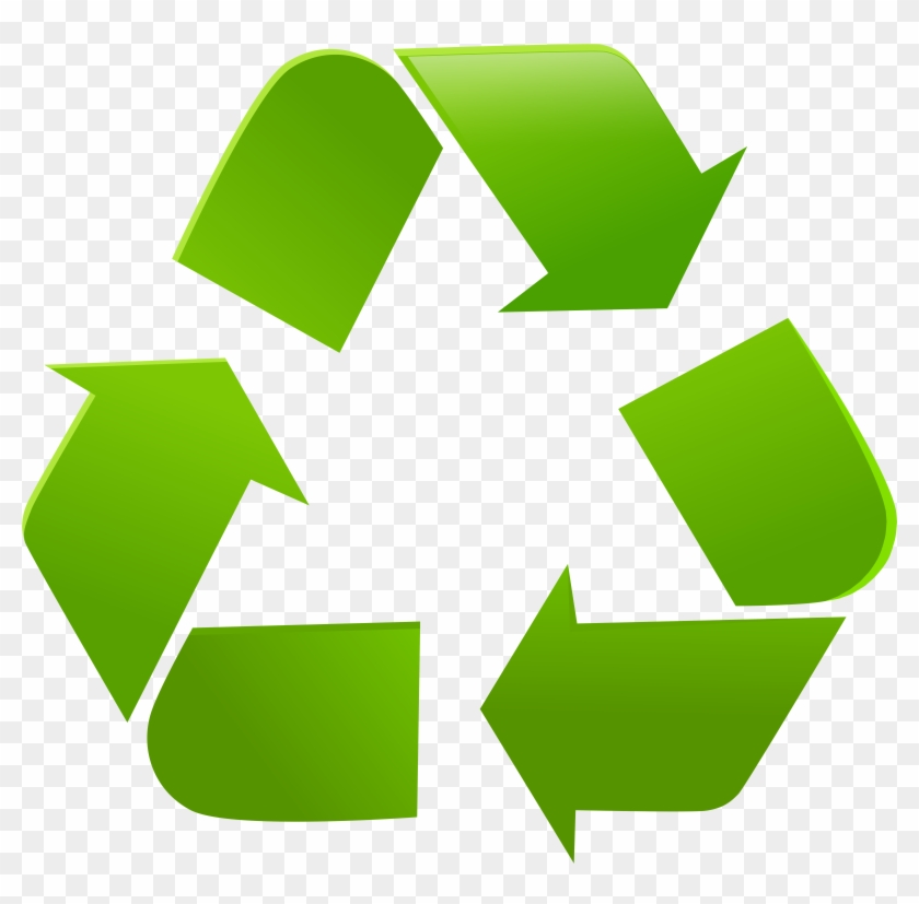 Recycle Symbol Png Clip Art Recycle Icon Png Free Transparent