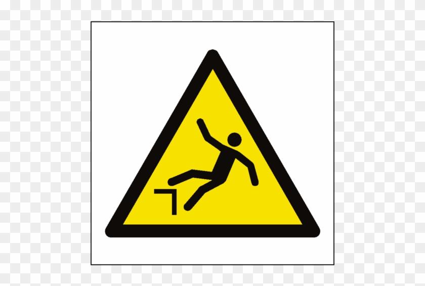 Drop Hazard Symbol Sign Compressed Gas Warning Sign Free
