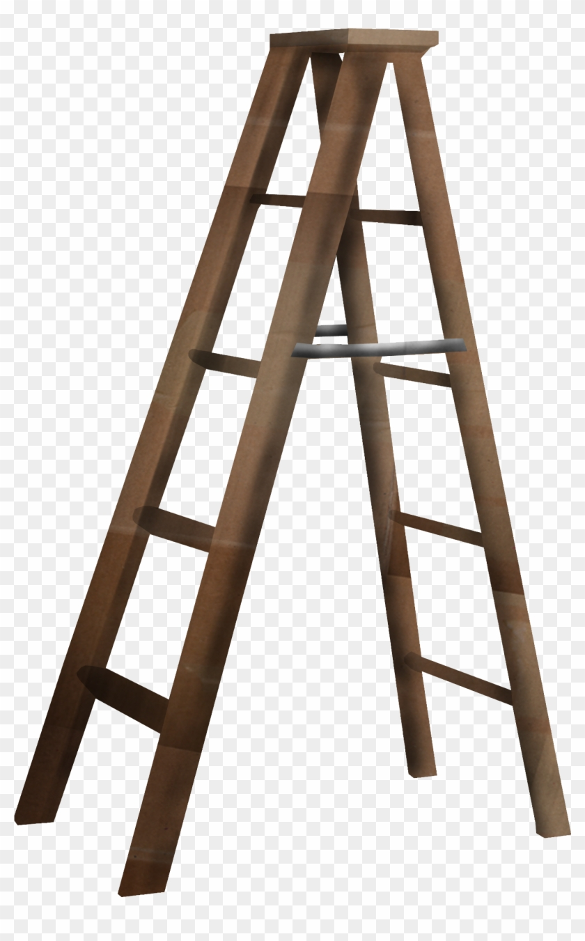 Ladder Stairs A-frame Clip Art - Ladder - Free Transparent PNG ...