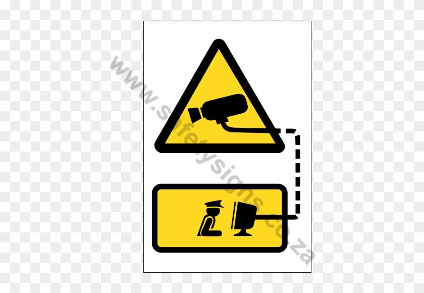 Beware Of Forklift Sign #220105