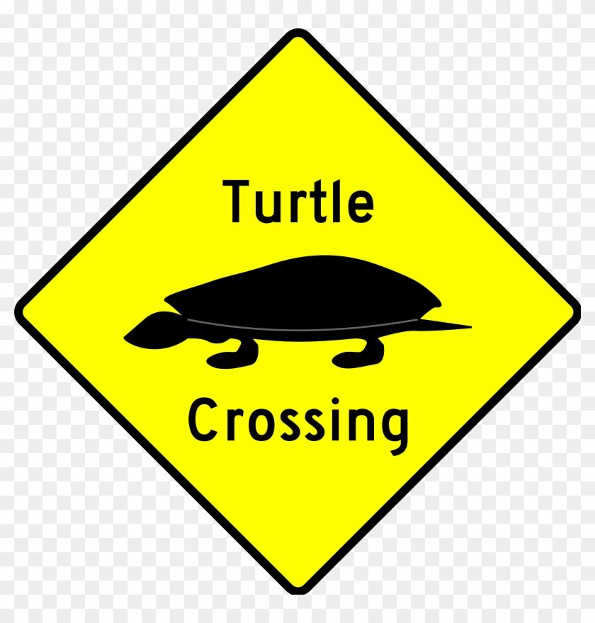 Free Caution - Beware Of Crocodiles Sign #220498