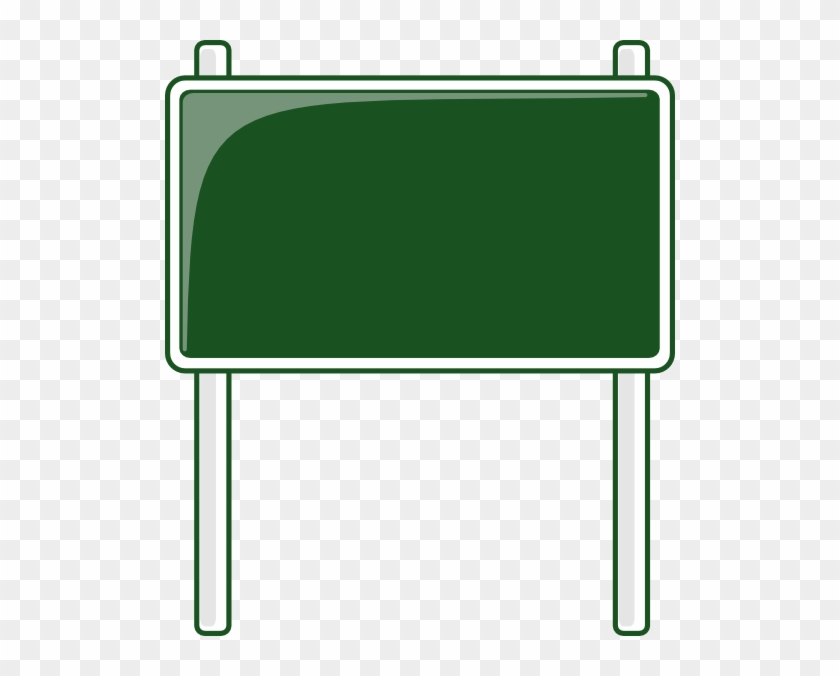 Road Sign Clipart - Blank Road Sign Clipart #220617