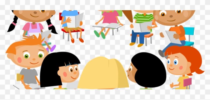 Gwinnett County Public Library - Kids Book Club Clipart #220975