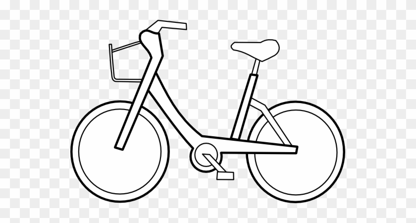 Bike Clipart Black And White Cycle Black And White Free Transparent Png Clipart Images Download