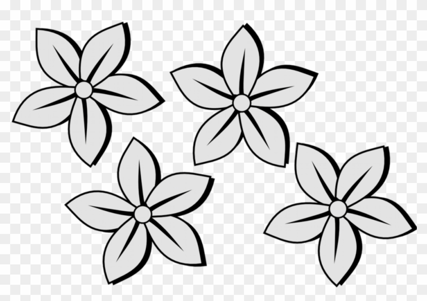 New Pics Of Drawing Flowers Pictures Pictures Of Flower Black And