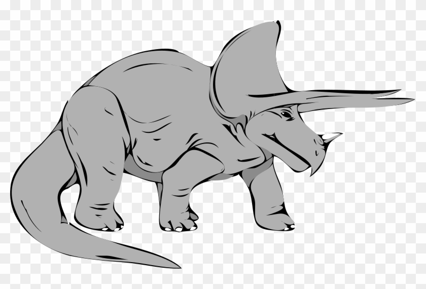 Image of: Endangered Species Free To Use Public Domain Extinct Animals Clip Art Triceratops Clip Art 222080 London Design Festival Free To Use Public Domain Extinct Animals Clip Art Triceratops