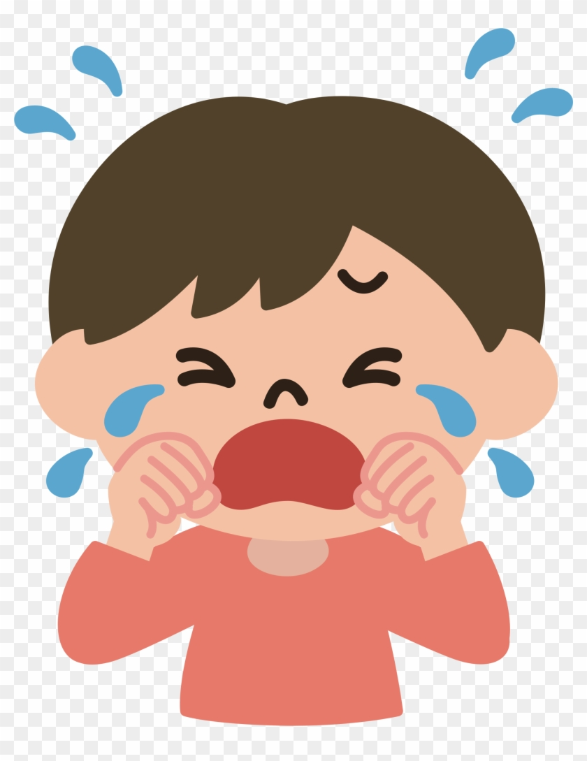 Big Image - Clipart Cry Png #222141