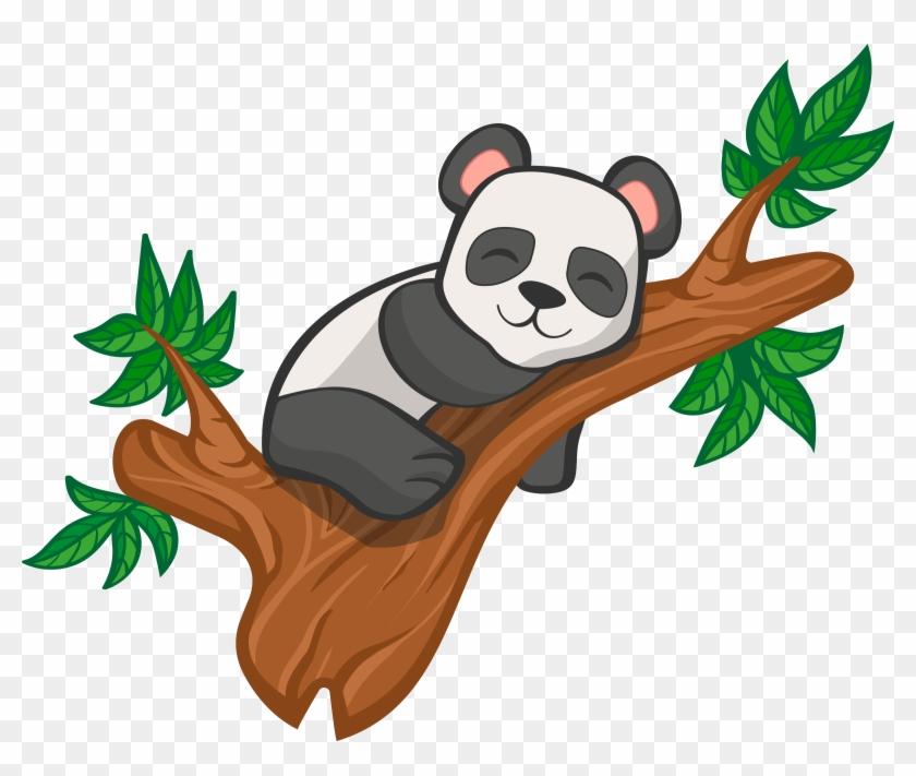 Big Image Imagenes De Oso Panda Animados Free Transparent Png