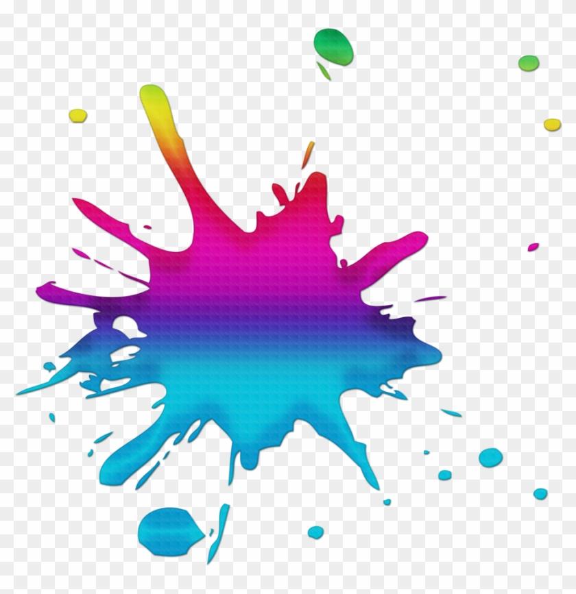 Colours Png Images Transparent Free Download - Blood Splat #222204