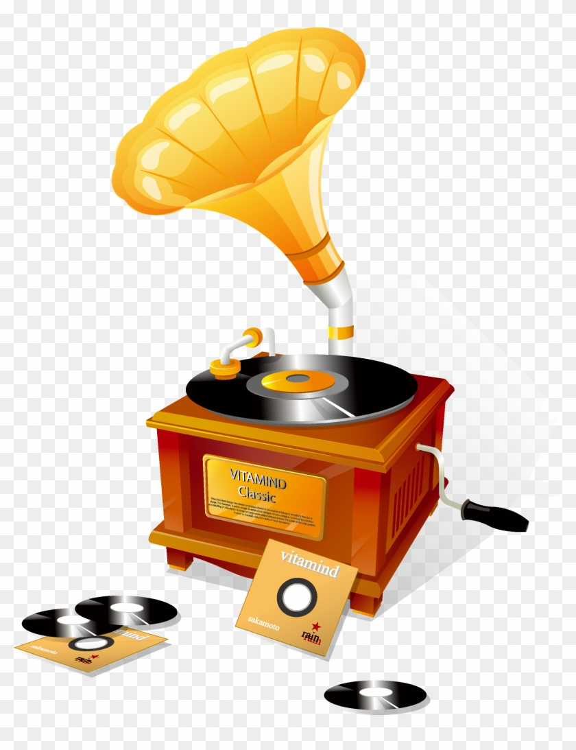 Phonograph Record Royalty-free - Phonograph Record Royalty-free #222358