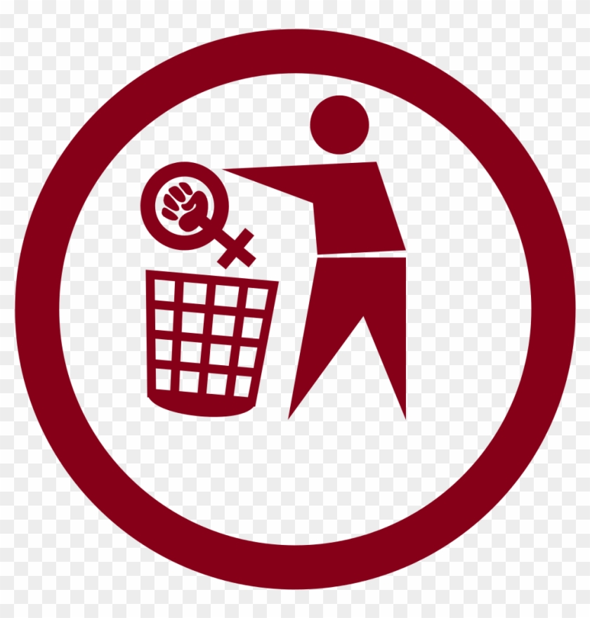 Keep Your Environment Clean From Feminism - Keep Your City Clean #1411542
